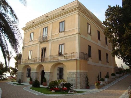 Villa Rinaldi San Lucido Foto