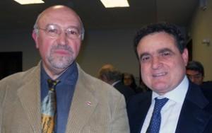 Giovanni Rossi e Franco Siddi