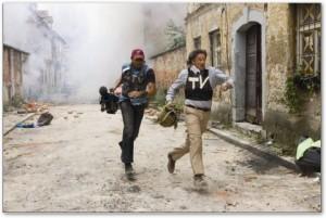 giornalisti di guerra