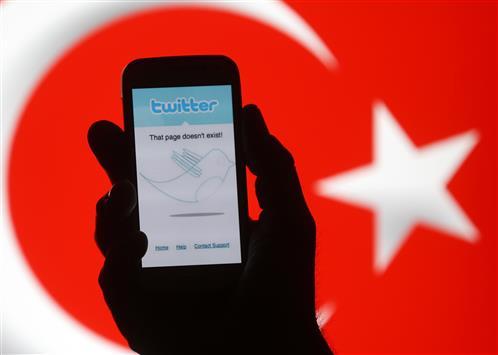 Twitter Turchia