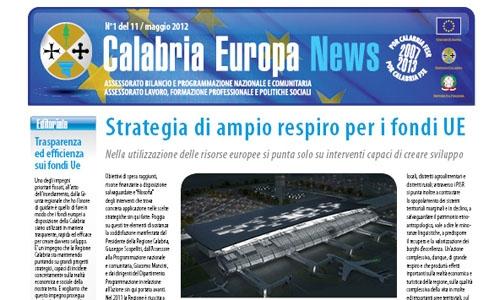 Calabria Europa News