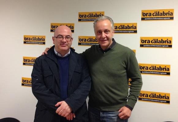 Carlo Parisi e Luciano Regolo