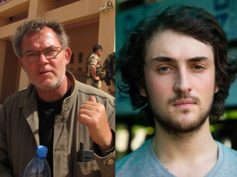 Didier Francois ed Edouard Elias