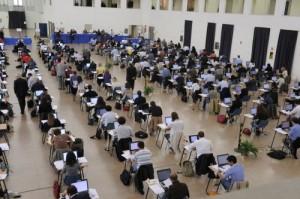 La prova scritta dell'esame per giornalisti