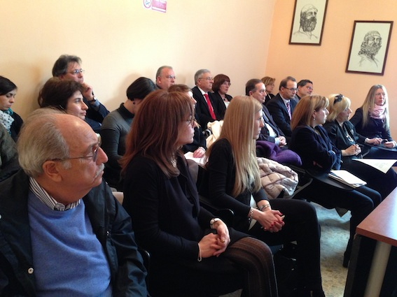 La presentazione della guida multimediale per la scuola, a Reggio Calabria