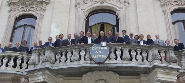 Il nuovo Consiglio Direttivo del Circolo della Stampa – Sporting di Torino