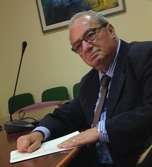 Il liquidatore Giuseppe Bilotta