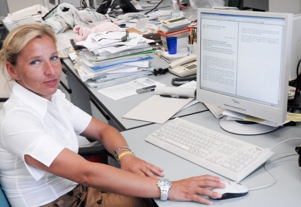 Alessandra Costante, segretario Associazione Ligure Giornalisti