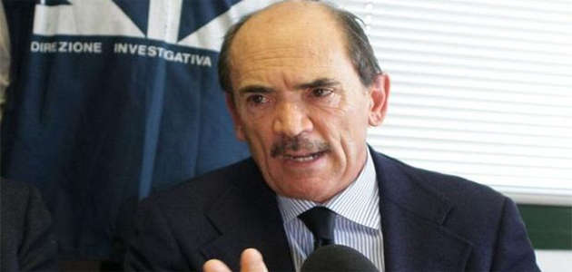 Il procuratore di Reggio Calabria Cafiero De Raho