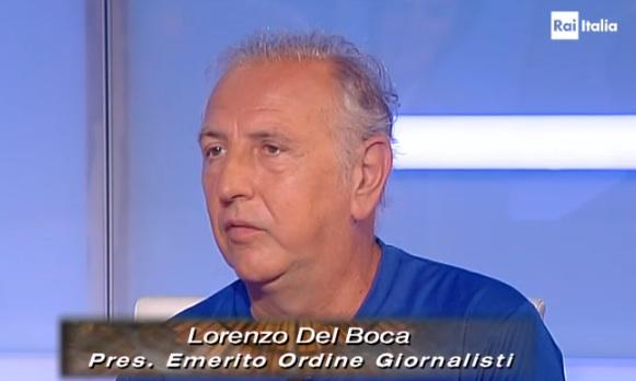 """Lorenzo Del Boca ospite al programma """"Cristianità"""" di Rai World"""
