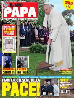 """""""Il mio Papa"""" diventerà """"My Pope"""" in occasione della visita del pontefice in Corea"""