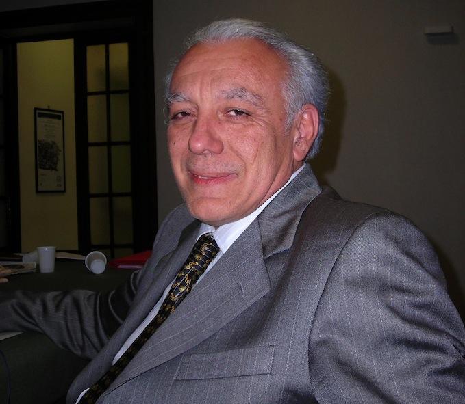 Camillo Galba (Foto Giornalisti Italia)