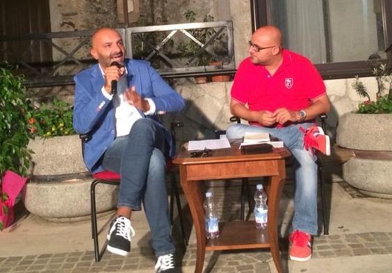 Michele Inserra intervistato da Antonio Chieffallo