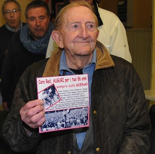 """Cesare """"Red"""" Giorgetti (New Press Photo)"""