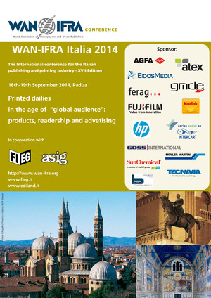 Wan Ifra Italia 2014