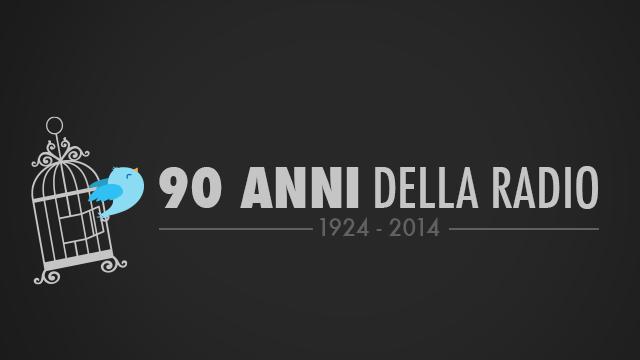 I 90 anni della radio