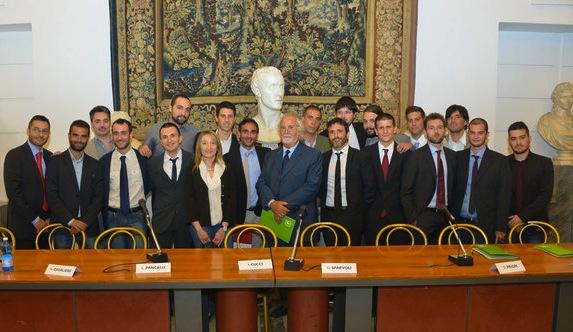 Sala Piccola Protomoteca : Debutta in campidoglio la gazzetta regionale giornalistitalia