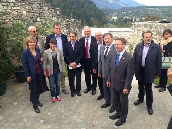 I giornalisti di Friuli Venezia Giulia, Austria e Slovenia