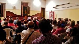 La serata finale del Mmasciata Fest a San Pietro in Guarano