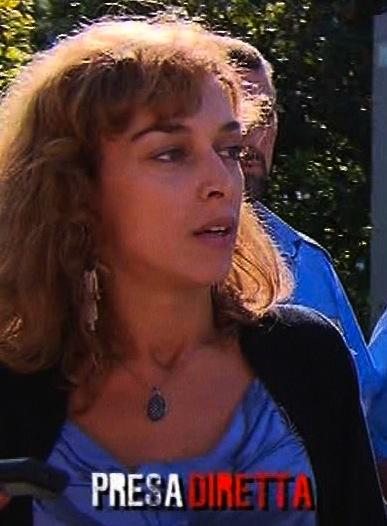Giulia Bosetti (Presa diretta, RaiTre)