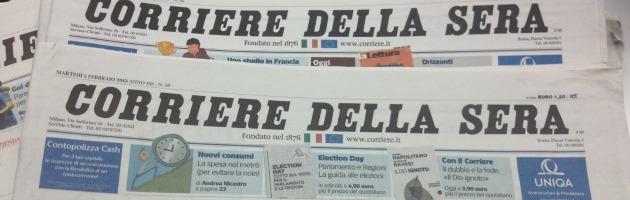 Corriere della sera i giornalisti comprano azioni for Corriere della sera casa