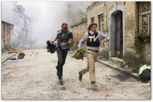 Giornalisti in aree di crisi