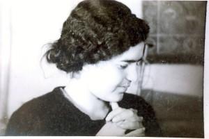Una giovane Natuzza Evolo