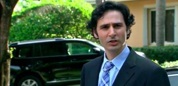 Barak Barfi, portavoce della famiglia Sotloff