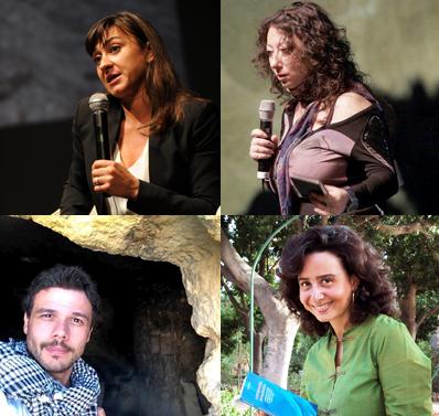 I vincitori Addario, De Simone, Tuttoilmondo e Anello