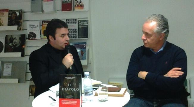 Luciano Regolo e Don Giovanni Scarpino