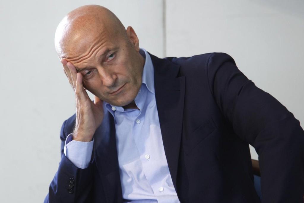 Augusto Minzolini, ex direttore del Tg1 e senatore di Forza Italia