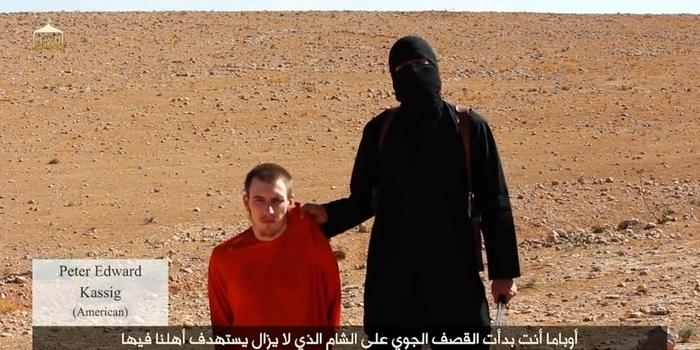 Gli Usa confermano: Peter Kassig decapitato dall'Isis. E il boia sembra essere sempre lui, John
