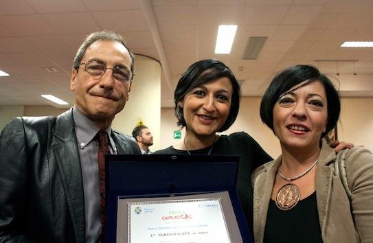 Domenico Grillone, Gabriella Lax e Marina Crisafi