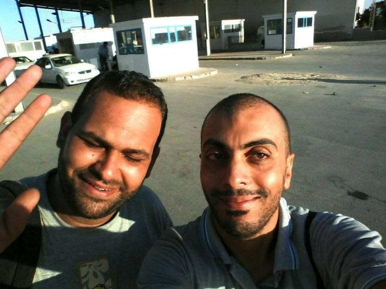 Sofien Chourabi e Nadhir Ktar