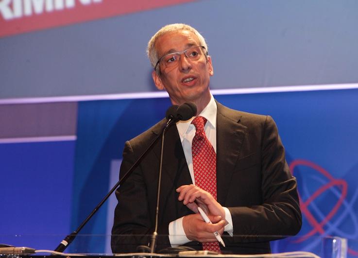 Il segretario generale della Cisal, Franco Cavallaro (giornalista consigliere nazionale Fnsi)