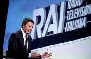 Il Governo di Matteo Renzi accelera sulla riforma della Rai