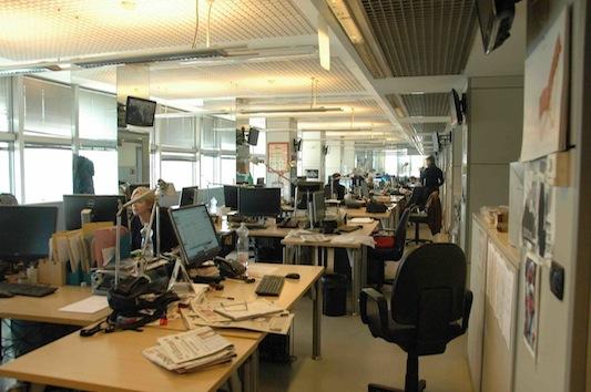 Giornalista de la repubblica colpita da meningite for Redazione italia