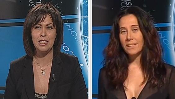 Stefania Belvedere ed Emilia Canonaco
