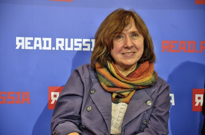 Svetlana Aleksievich