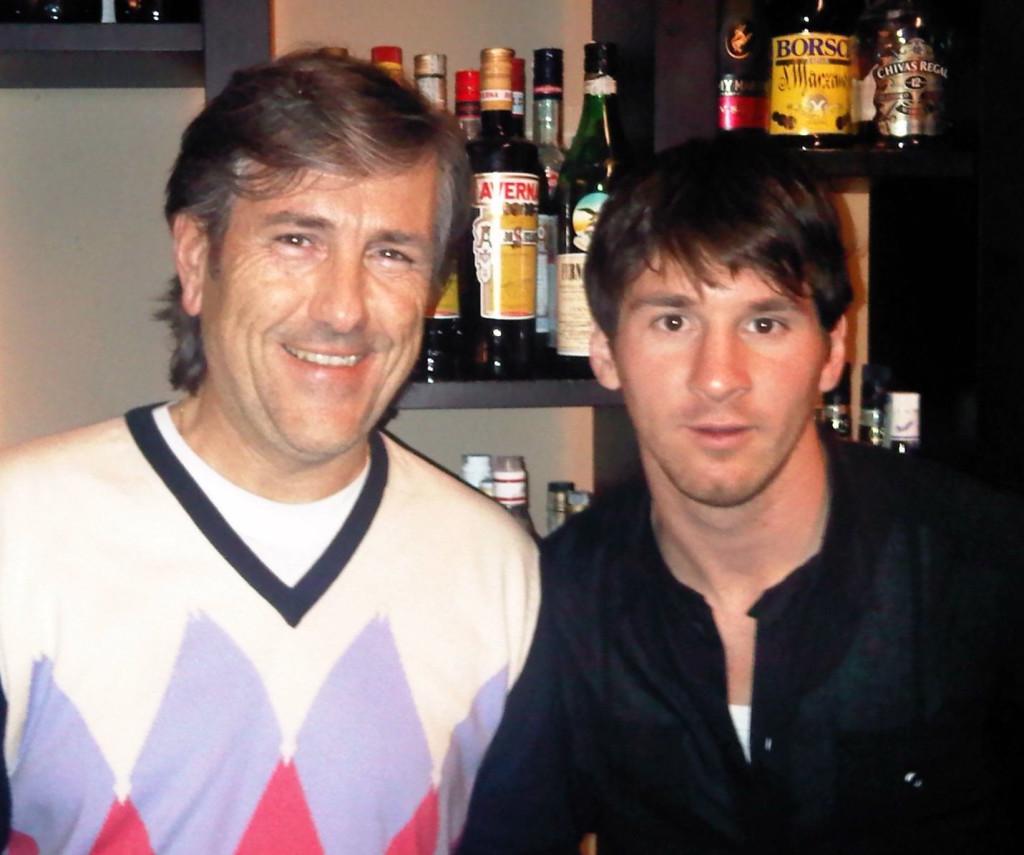 Mimmo Cugini e Messi