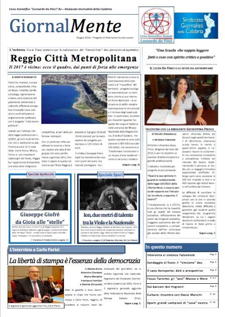 giornale di calabria platinum - photo#43