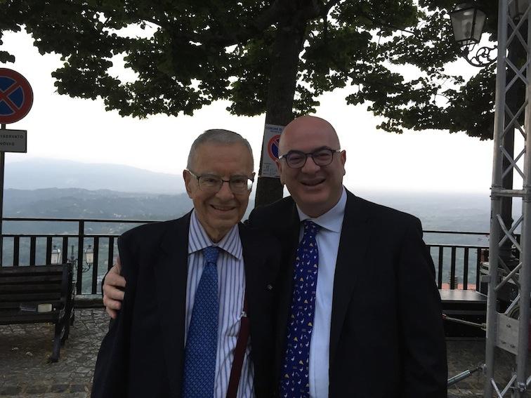 Gino Falleri e Carlo Parisi