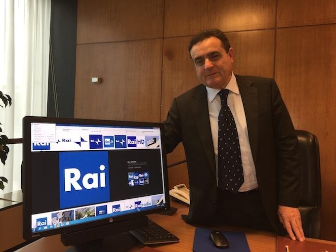 Franco Siddi (Foto Giornalisti Italia)