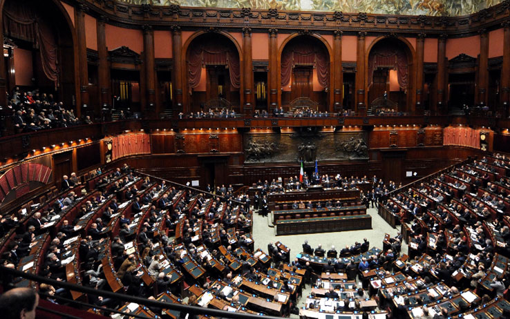 La camera dei deputati approva il ddl editoria for La camera dei deputati