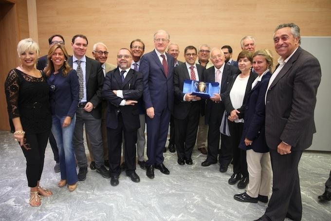 I giornalisti del Gus del Piemonte e Valle d'Aosta