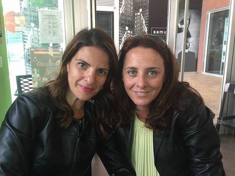 Giancarla Rondinelli e Anna Rita Tateo