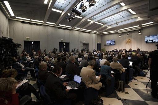 La Sala Stampa Vaticana