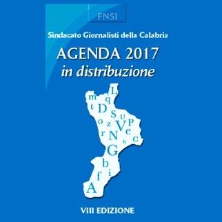 Calabria, 2017: l'Agenda dei giornalisti c'è