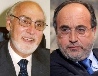 Enzo Iacopino e Giuseppe Giulietti
