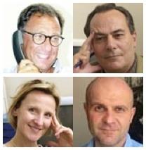 I quattro giornalisti
